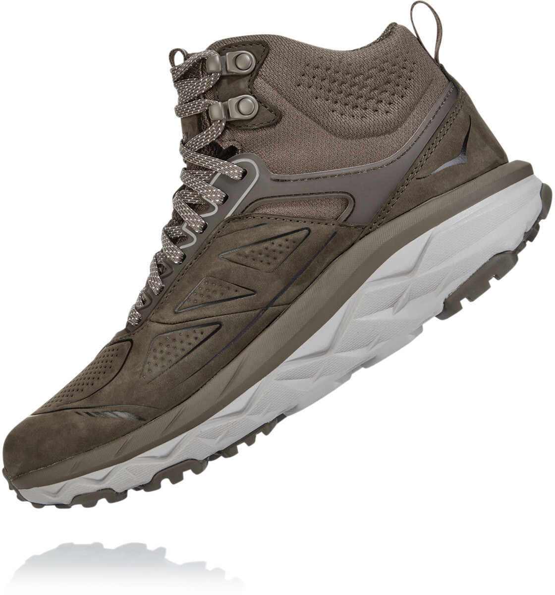Hoka One One Challenger Gore Tex Boots mi hautes Femme, major brownheather
